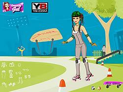 Juega al juego gratis Trendy Skate Park