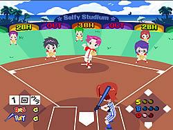 Играть бесплатно в игру Cartoons Baseball