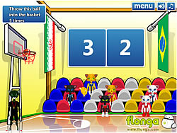 jeu World Basketball Championship