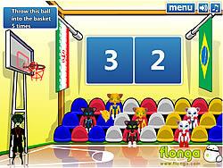 เล่นเกมฟรี World Basketball Championship