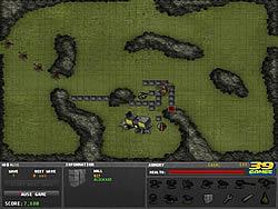 Играть бесплатно в игру Command Grid