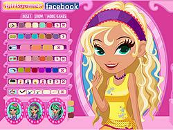 Sweet School Makeup game