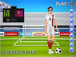Clint Dempsey Kicker game