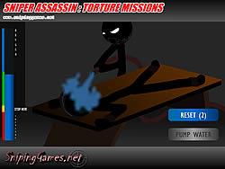 Sniper Assassin: Torture Missions oyunu