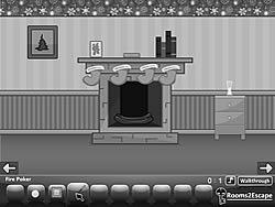 Играть бесплатно в игру Grayscale Escape Christmas