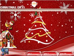 Играть бесплатно в игру Christmas Gifts Game