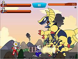 Gioca gratuitamente a Ultraman