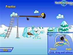 Penguin game