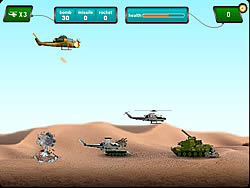 Gioca gratuitamente a Army Copter