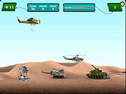 Jogar jogo grátis Army Copter