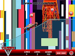 Cars 2 Driving game