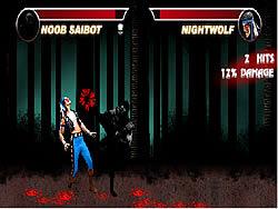 Mortal Kombat Karnage game