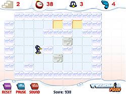 Penguin Push game