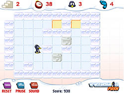 Penguin Push game