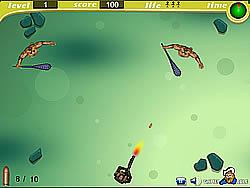 Juega al juego gratis Zombie Attack Game