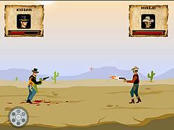 Cowboy Duel oyunu