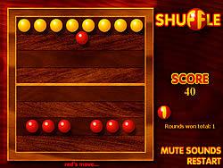 Играть бесплатно в игру Shuffle