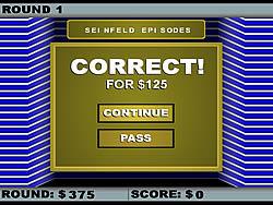 Trivial Blitz game