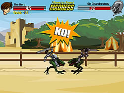 Gioca gratuitamente a Monster Joust Madness