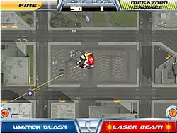 Gioca gratuitamente a Megazord Firestorm