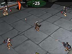 Trojan Guard game