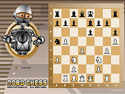 Robo Chess na laro