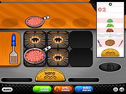Играть бесплатно в игру Papa's Taco Mia!