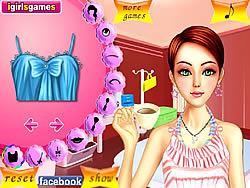เล่นเกมฟรี Vogue Girl Dating