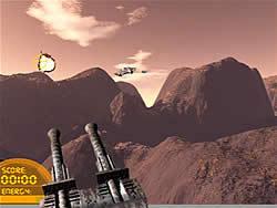 Mars Massacre 3D na laro