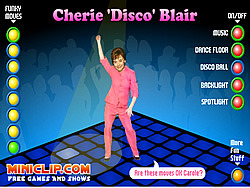 Cherie 'Disco' Blair game