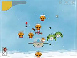 Rocket Rush game