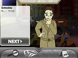 Detective Grimoire na laro