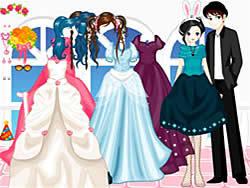 Bride and Bridegroom game