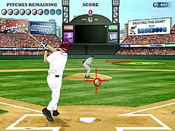 State of Play - Baseball game