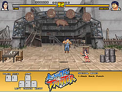 Kung Fu Fighter game