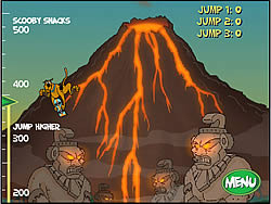 Играть бесплатно в игру Scooby Doo's Big Air 2: Curse of the Half Pipe