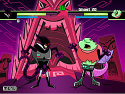 Danny Phantom: The Ultimate Enemy Face-Off game