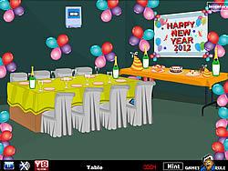 เล่นเกมฟรี New Year 2012 Escape