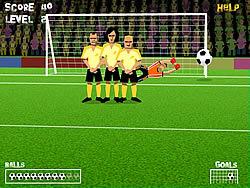 Free Kick Game game
