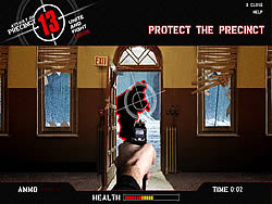 Assault on Precinct 13 game