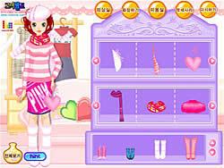 Girl Makeover game