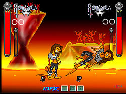 Hell Fight 3.5 game