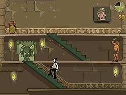 無料ゲームのHoudini: The Temple of the Serpentをプレイ