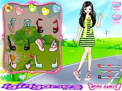 Jogar jogo grátis Fresh Spring Style