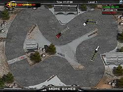 Trailer Racing game