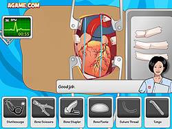 Heart Surgery game