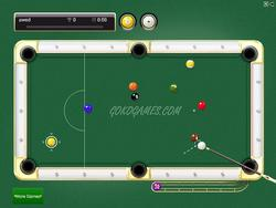 Gokogames 8 ball game