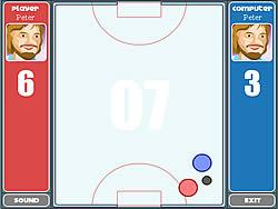 無料ゲームのTable Hockeyをプレイ