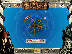 Sink or Spin game