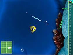 Aqua Raiders: Treasure Trench game
